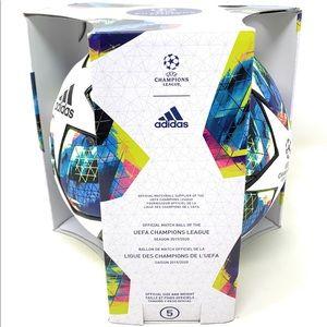 Adidas Champions League Final Official Match Ball